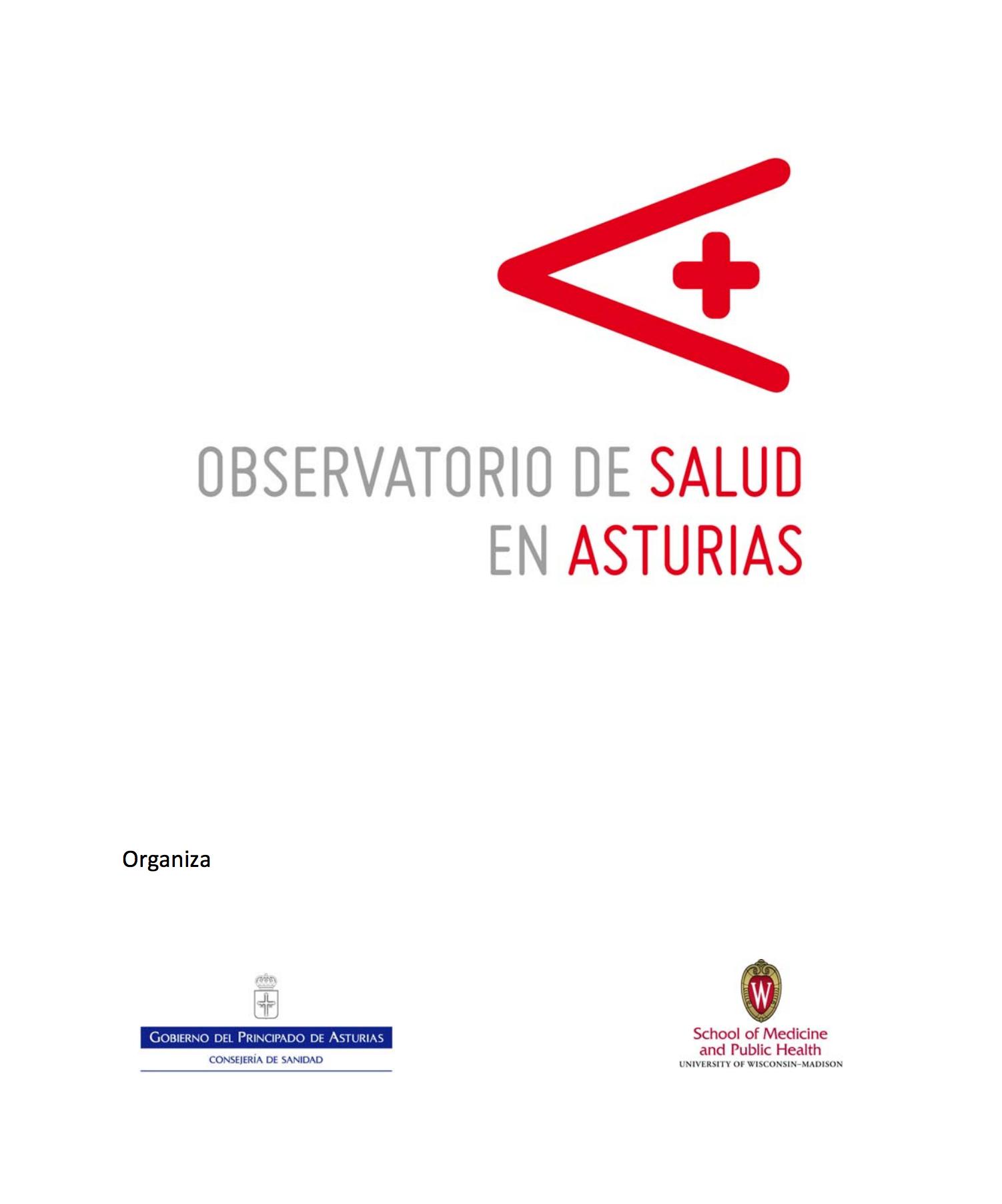 Observatorio De Salud En Asturias Observatorio De Salud De Asturias